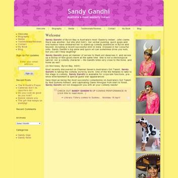 Sandi Gandhi